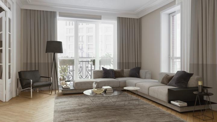 Тест для взрослых: нафантазируй идеальную квартиру