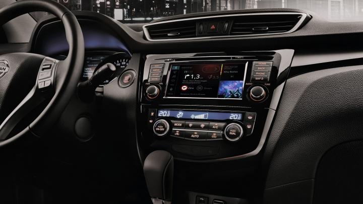 Nissan X-Trail и Qashqai с интегрированным «Яндекс.Авто» уже появился в продаже