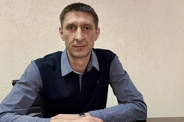 Сидоренко Руслан Николаевич,директор УК «КИРОВСКАЯ»