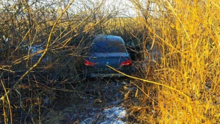 В Башкирии водитель Peugeot насмерть разбился в ДТП с «Газелью»