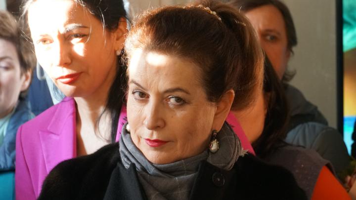 «Пока вышла»: как прошел первый рабочий день Татьяны Быковской