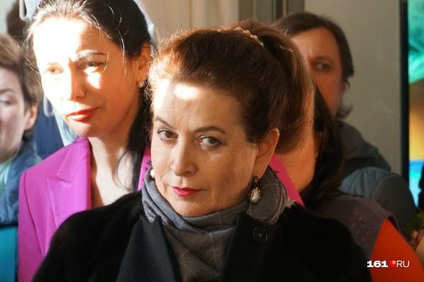 Последние несколько месяцев Татьяна Быковская находилась под арестом