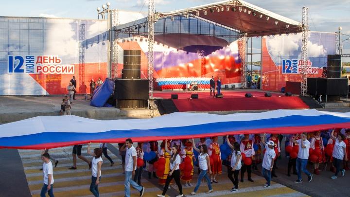 Зайти в кибитку, надеть бронежилет и успеть на концерт: смотрим полную афишу Дня России в Волгограде