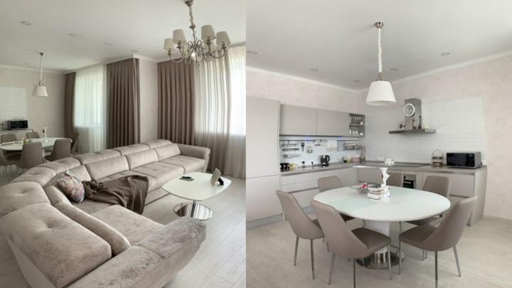 Самую дорогую в Красноярске квартиру сдают за 120 тысяч рублей в месяц