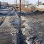 Могут сойти вагоны: в«ЧелябГЭТ» предупредили автомобилистов об опасном участке в Ленинском районе
