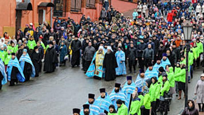 Митрополит Георгий возглавит крестный ход в Нижнем Новгороде в День народного единства