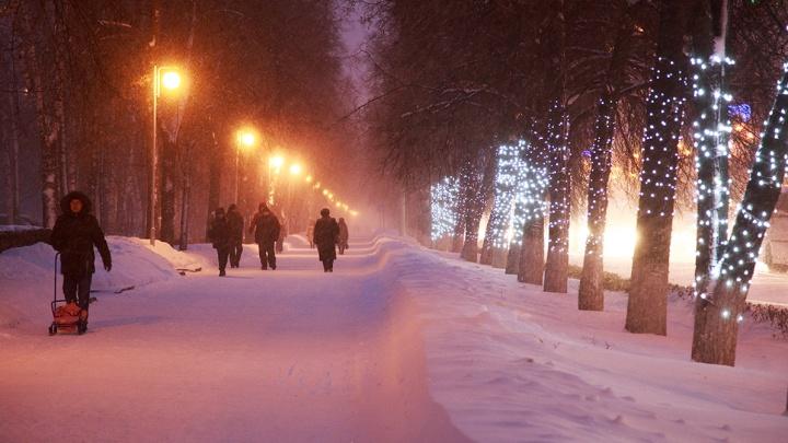 Доставайте шубы и валенки: Башкирию ожидают морозы, температура воздуха опустится с 0 до -17°С