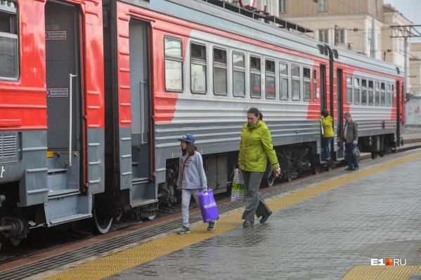 Некоторые поезда отменят из-за дополнительного выходного, выпадающего на 5 ноября