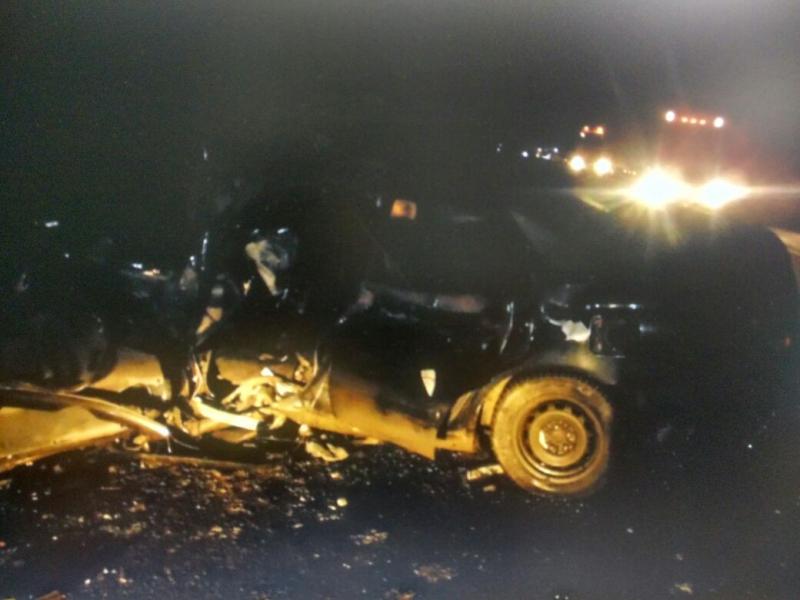 ВНовосибирской области столкнулись две легковушки и«КамАЗ»: умер шофёр