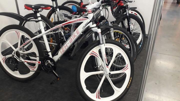 Ликвидация велосипедов и электромобилей в Уфе