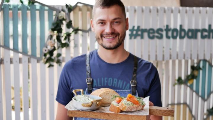 В Челябинске открылся ресторан сети Chester Family