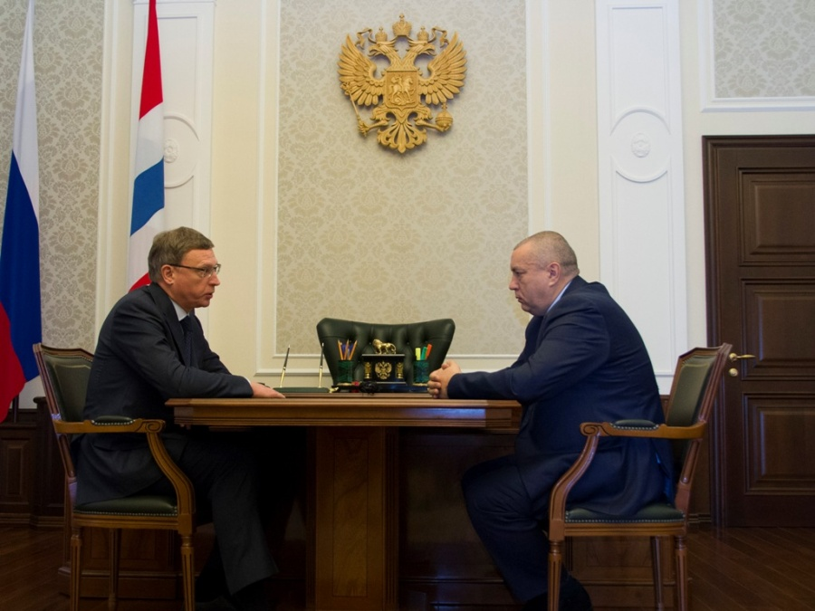 Александр Бурков подписал указ оназначении Сергея Фролова своим замом