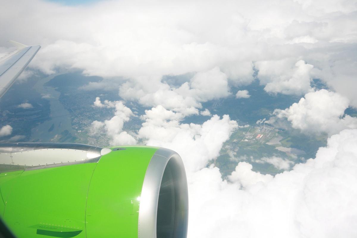 Полёту помешала неблагоприятная погода