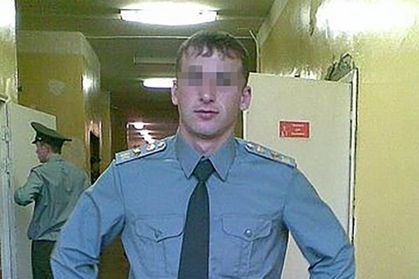 Бывшему полицейскому дали три года колонии общего режима