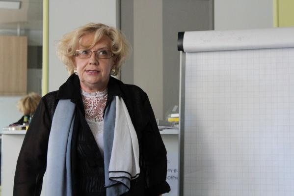 Светлана Мишланова