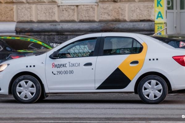 Пострадавшая работает в «Яндекс.Такси»