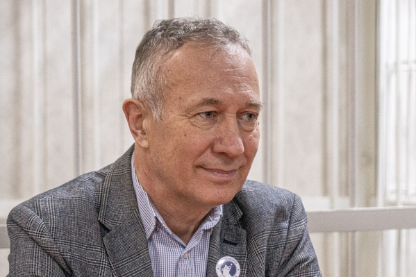Приговор Сергею Масликову в законную силу ещё не вступил