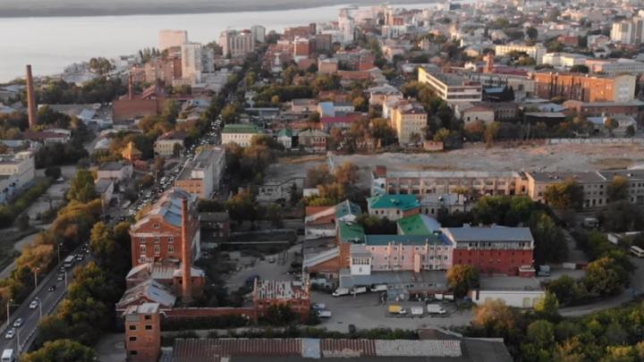 В Самаре хотят застроить территорию напротив бывшего завода клапанов
