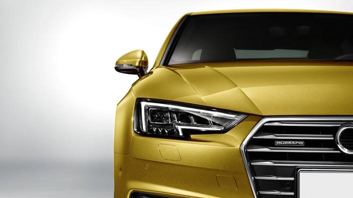 Испытать новые эмоции от нового Audi A4 можно 19 декабря в Ауди Центр Екатеринбург