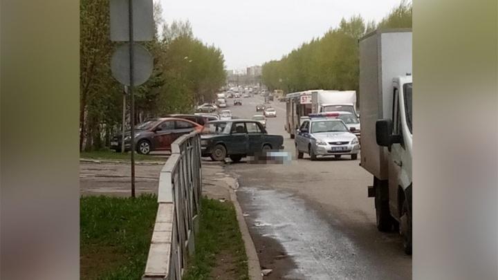 На площади Станиславского нашли труп (обновлено)