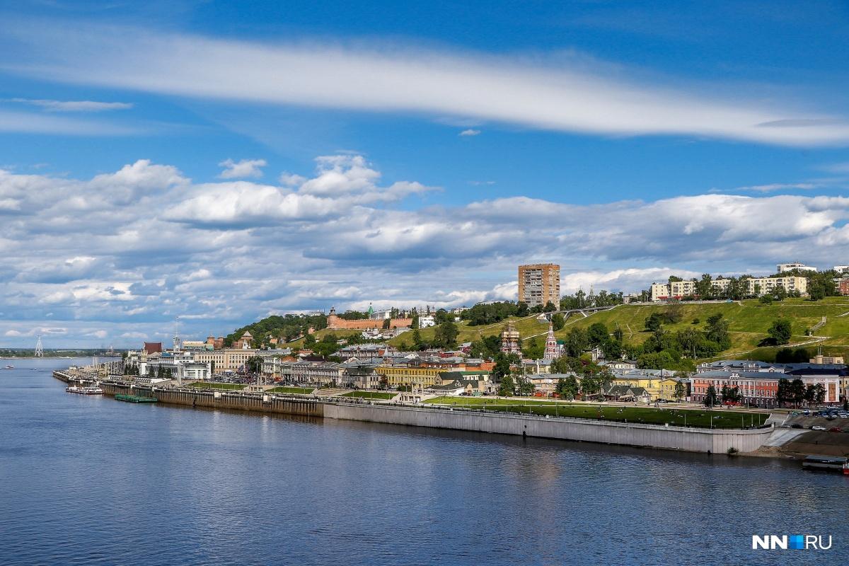 Нижний Новгород, по мнению Варламова, отлично подходит для отдыха москвичей