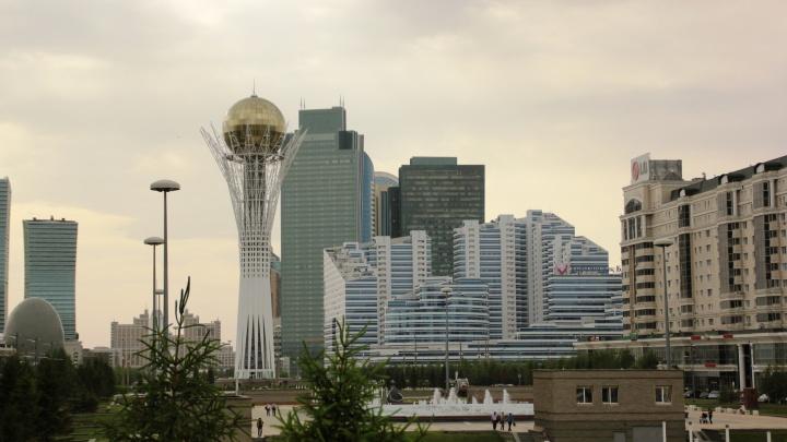 Столицу Казахстана Астану переименуют в Нурсултан — в честь первого президента