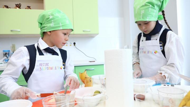 Котлетки с пюрешкой. Екатеринбургских школьников научат правильно питаться