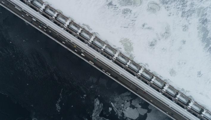 Готовьтесь к пробкам: на Волжской ГЭС 18 марта сузят дорогу