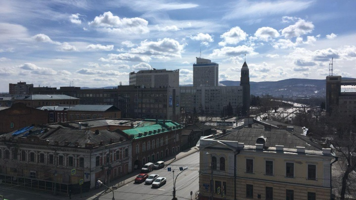 Стало известно, когда в Красноярск снова придет тепло