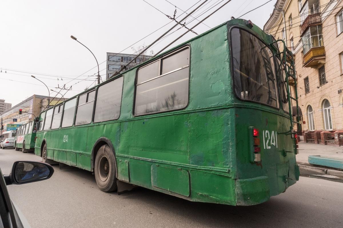 Нина и ее рогатый: история троллейбуса, на котором 32 года возит новосибирцев веселая женщина-шофер