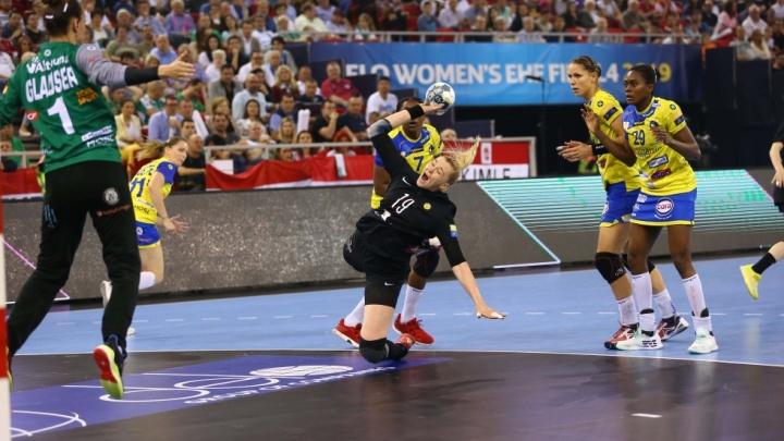Гандболистки «Ростов-Дона» впервые в истории вышли в финал Лиги чемпионов