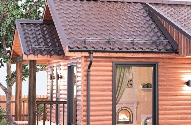 Главней всего — крыша дома: что такое металлочерепица и как ее выбирать