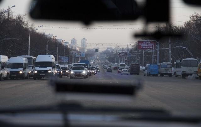 На дорогах Башкирии заметили новый кроссовер Infiniti