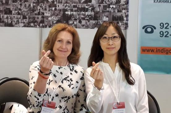 Даты объявят в инстаграме: красноярцы записываются на бесплатные консультации к врачу из Южной Кореи