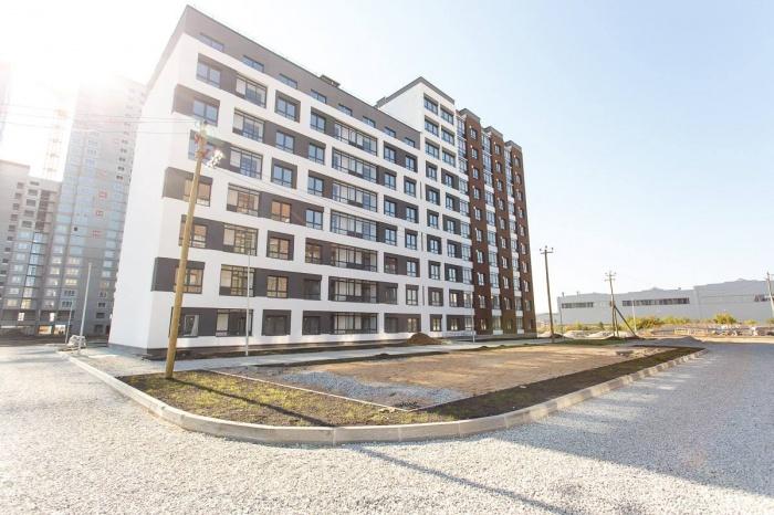 «Группа ЛСР» выставила на продажу квартиры в третьем доме ЖК «Меридиан»