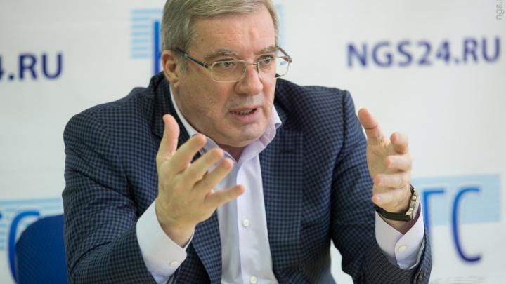 Губернатор Толоконский попросил об отставке: слухи и факты