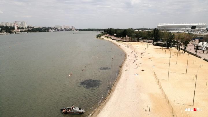 Купание запрещено: Роспотребнадзор забраковал воду на городских пляжах