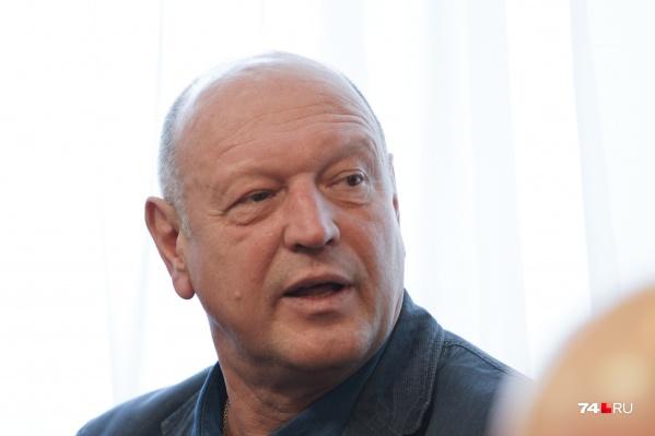 Действующий главный архитектор Челябинска Николай Ющенко пока сохраняет свой пост