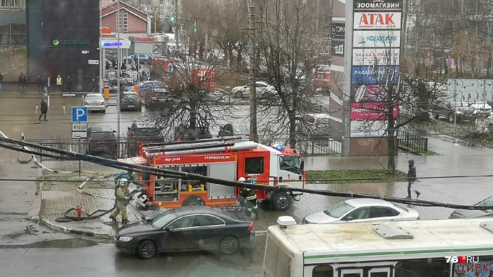 «Спецслужбы едут одна за другой»: из-за чего в Ярославле эвакуировали посетителей торгового центра