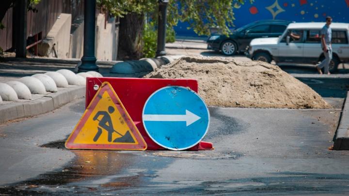 Не проехать: движение на улице Суворова станет односторонним до конца года