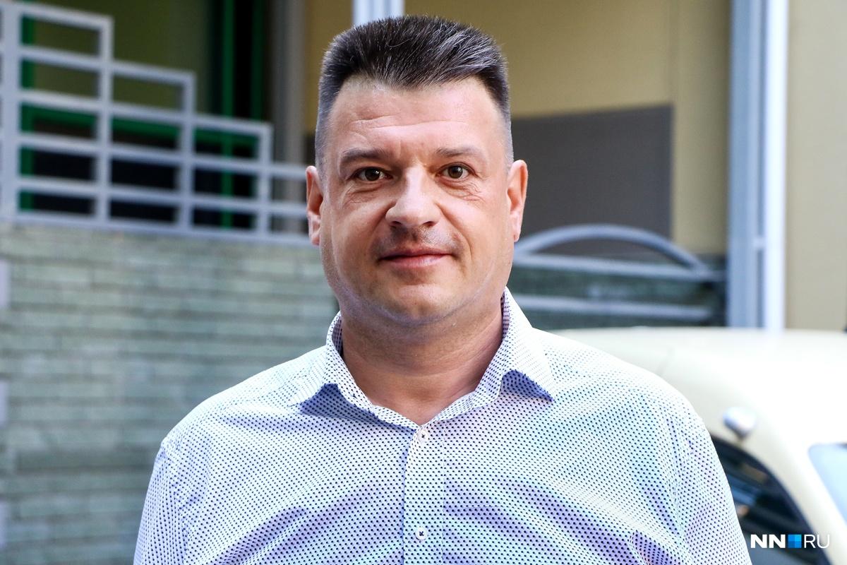 Руководитель этого КИЦа— Евгений Яковлев