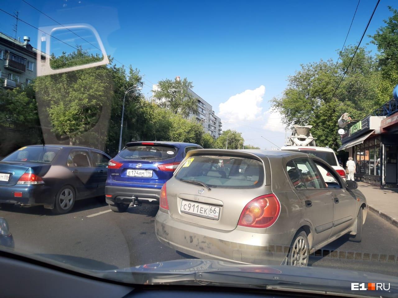 Ремонт Малышевского моста начали в мае