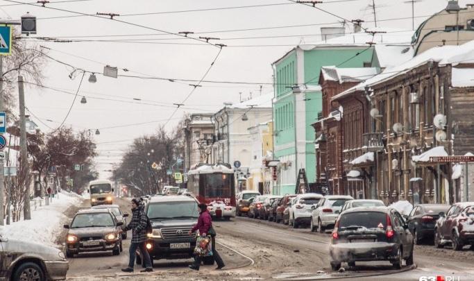 В Самаре начал действовать запрет на организацию платных парковок