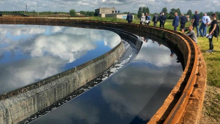 «Будем чистить ультрафиолетом»: Архангельск откажется от хлора при обеззараживании сточных вод