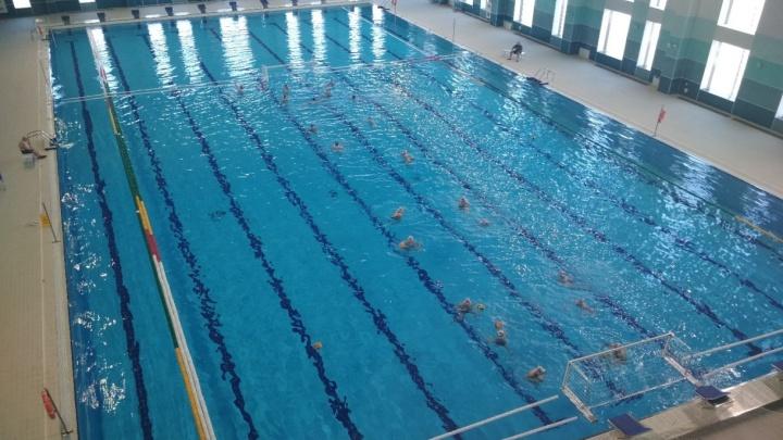 В Ветлужанке в комплексе Универсиады открывается большой бассейн