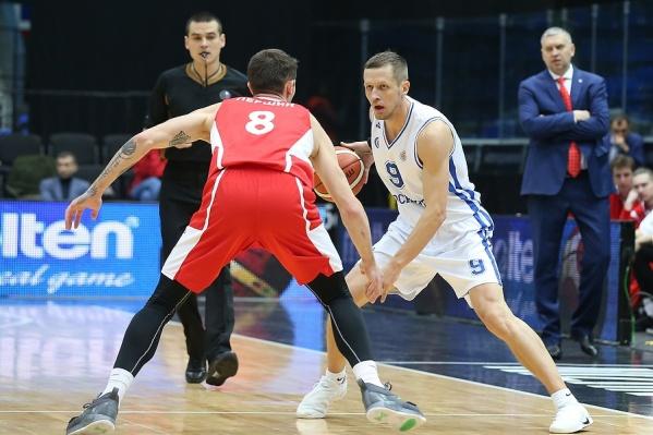 Игра проходила в Нижнем Новгороде