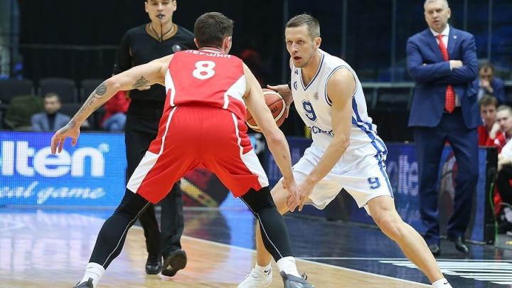 Баскетбол:«Новосибирск» взял бронзу на Кубке России