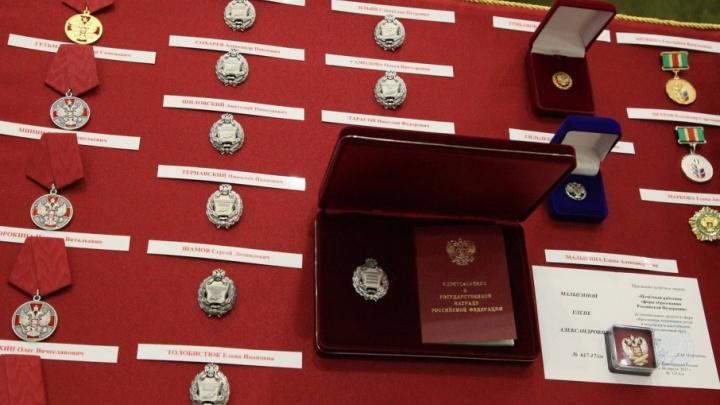 Правительство Архангельской области потратит 3,8 миллиона рублей на губернаторские награды