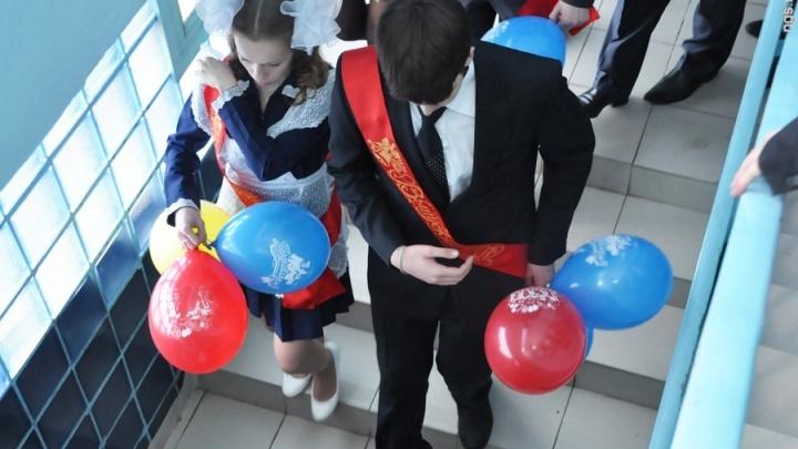 Названы школы Красноярска, где медалист —каждый третий выпускник