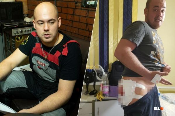 Султан провел в больнице две недели из-за осложнений после обычного укола